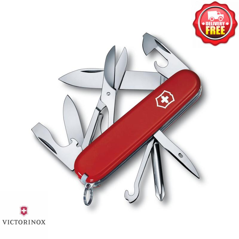 Victorinox Super Tinker Red Pocket Swiss Army Knife 14